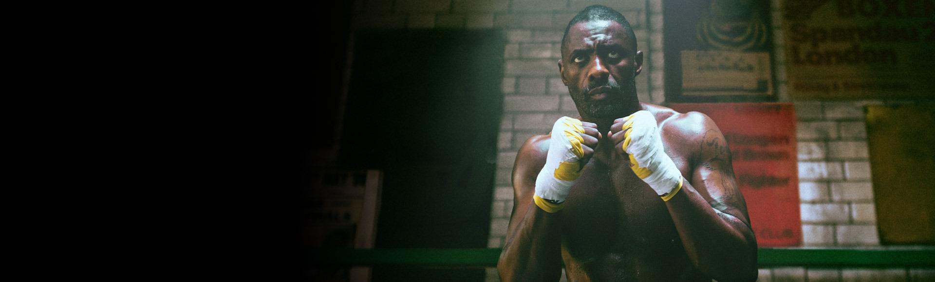 Idris Elba: Dövüşçü