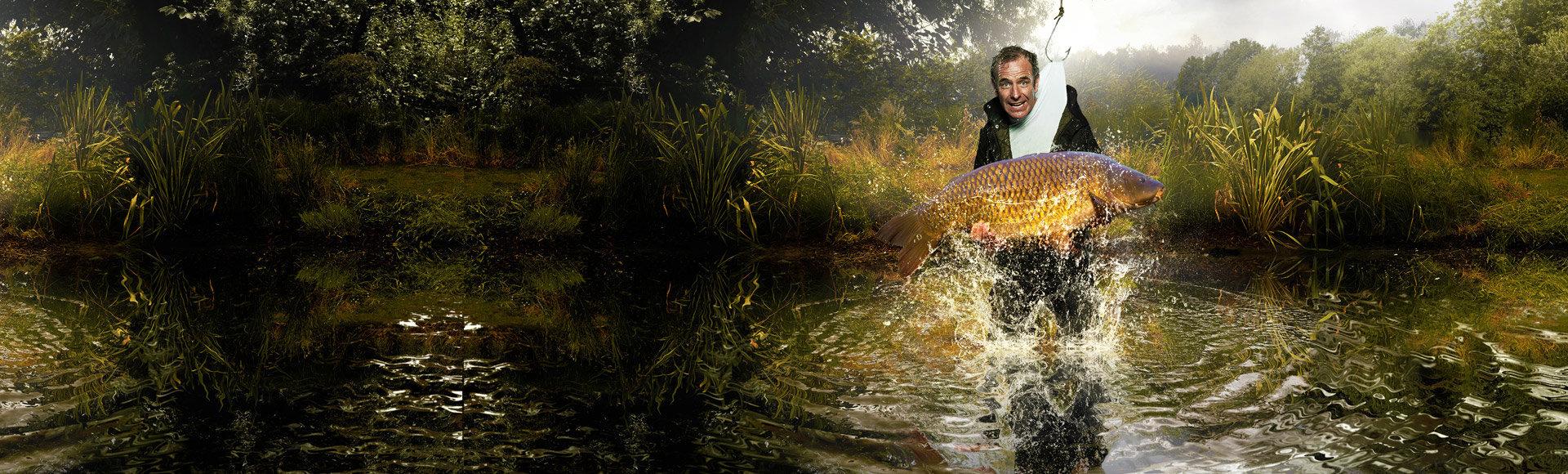 Robson Green ile Sıradışı Balıkçılık