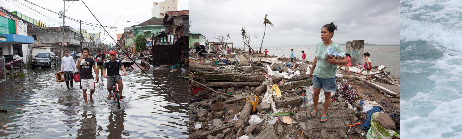 Mega-Fırtına: Dünyanın En Büyük Tayfunu