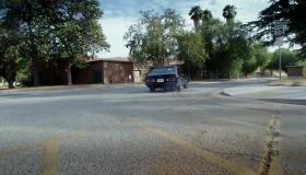 Ford Mercury Capri ile deneme sürüşü