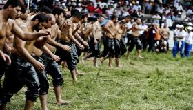 Kırkpınar'ın en iddialı 8 başpehlivanı