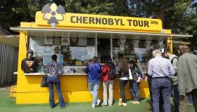 Çernobil'de turist olmak