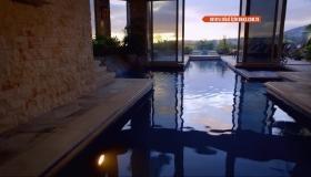 Eşsiz mozaikli havuz