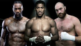 Tyson Fury – Anthony Joshua maçı hakkında şok gelişme