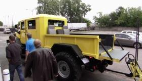 Canavar kamyonet
