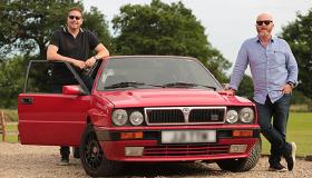 Drew ile klasik arabaların hikayeleri