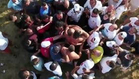 660. Kırkpınar Yağlı Güreşleri finalinde yaşananlar