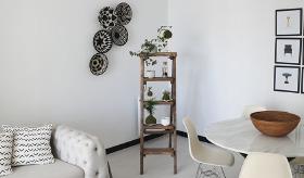 Küçük salonlara özel dekorasyon fikirleri