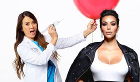 Kim Kardashian Doktor Çıbanım ile ne yapıyor?
