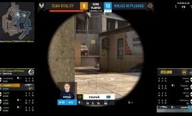 Yarı Finalden En İyi Anlar | Vitality vs. NiP
