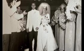 Foxy'nin tarihi düğünü