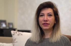 Yelda Aydın'ın hikayesi