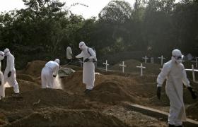 1. Sezon 3. Bölüm | Ebola