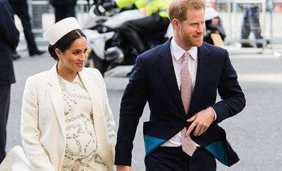 Meghan Markle ve Prens Harry'nin bebeği dünyaya geldi