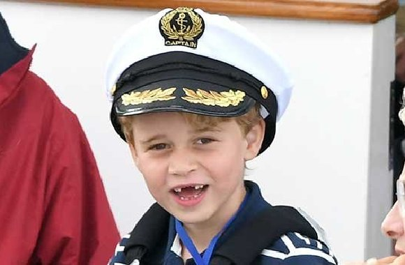 Kraliyette yelken sefası
