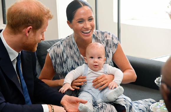 Kraliyet bebeği Archie hakkında bilmeniz gerekenler