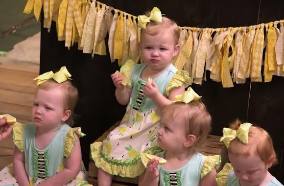 Beşizler ilk kez limon tadıyor