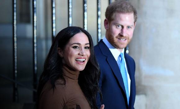 Prens Harry ve Meghan Markle'dan yeni iş girişimleri