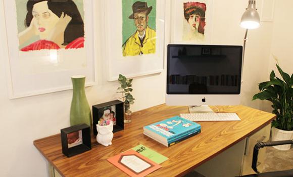 Evden çalışanlara 8 dekorasyon önerisi