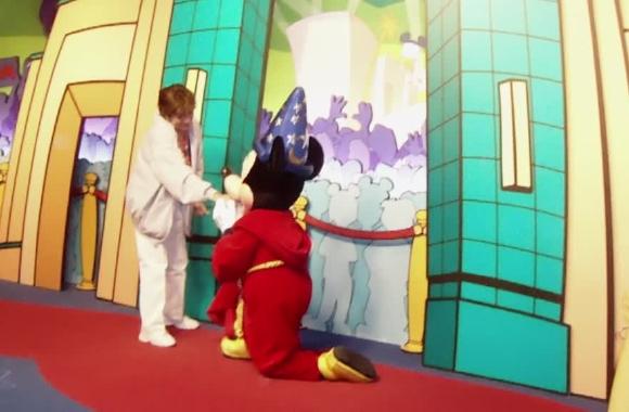 Mickey Mouse saplantısı nasıl başladı?