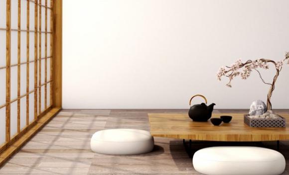 Japonya'dan minimalist evler