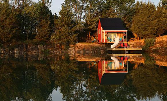 İstediğiniz her yerde tatil yapmanızı sağlayan mobil evler