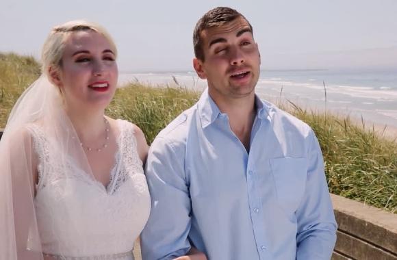 Emily ve Sasha'nın düğünü