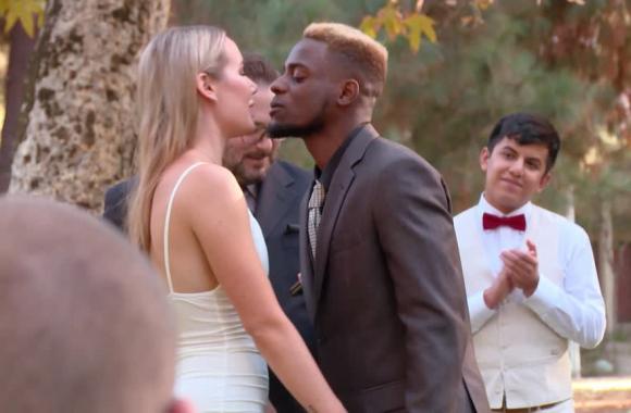 Jasmine ve Blake'in düğünü