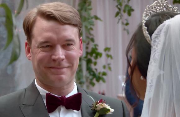 Juliana ve Michael'ın düğünü