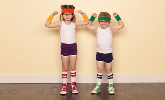 Tüm aileyi hareketlendiren çocuk dostu egzersizler