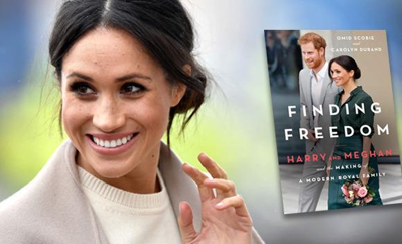 Meghan ve Harry'nin kitabını kazanan sen ol!