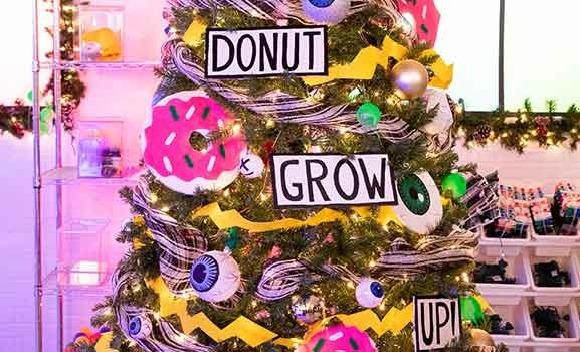 Yılbaşı dekorasyonu için yaratıcı fikirler