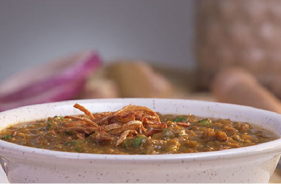 Balkabaklı mercimek çorbası