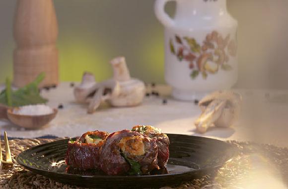 Biftek sarma