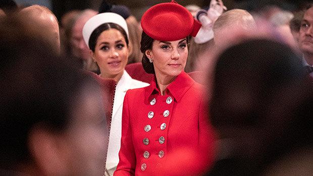 Kate ve Meghan'ın makyaj sırları