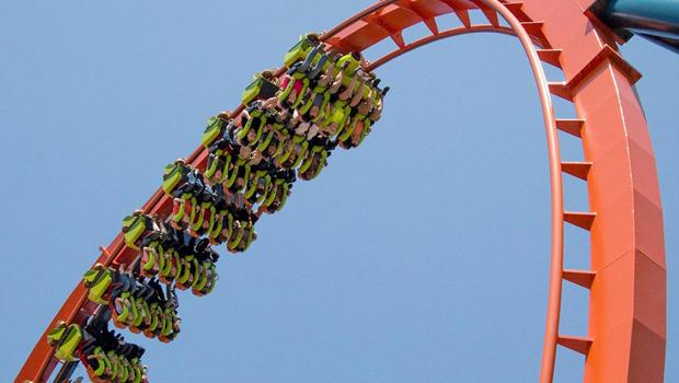 Dünyanın en hızlı roller coaster trenleri