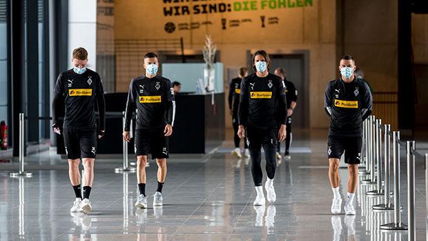 Bundesliga'da alınan korona önlemleri
