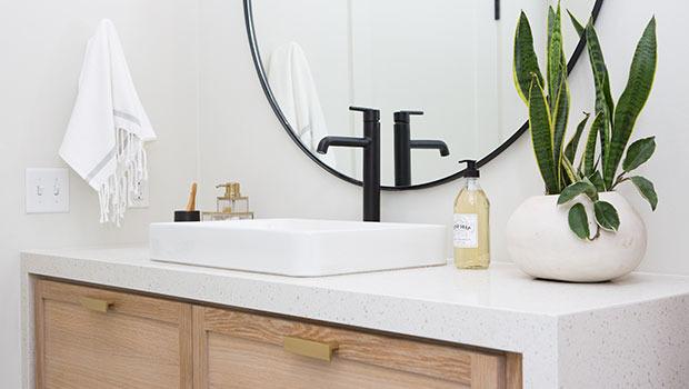 Ufak banyolarda ilham veren 17 dönüşüm fikri