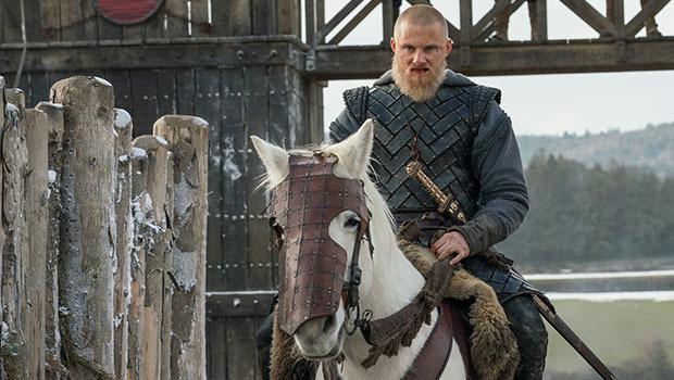 Vikings'te nerede kalmıştık? Büyük savaşçı Bjorn