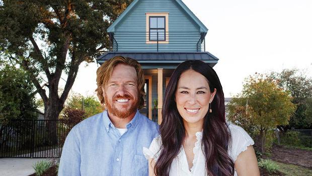 Joanna ve Chip ile küçük ev dönüşümü