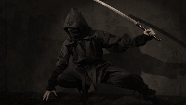 Ninja olabilir misin?