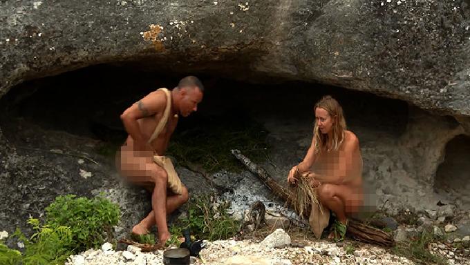 McKenzie ve Scott doğada dımdızlak ne yaptı?