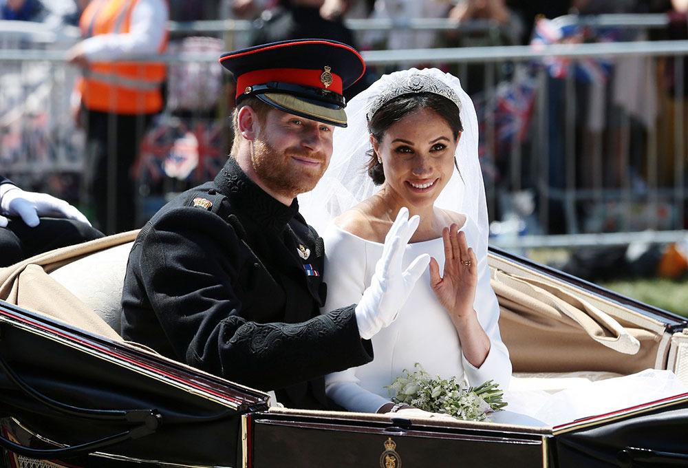 Prens Harry ve Meghan Markle
