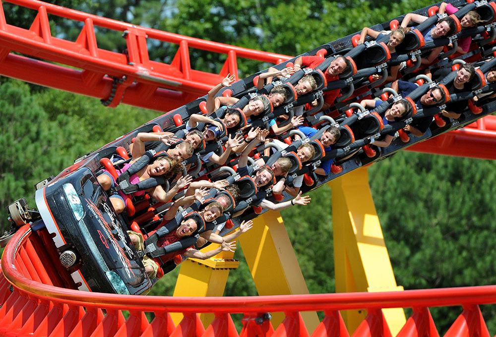 hızlı rollercoaster