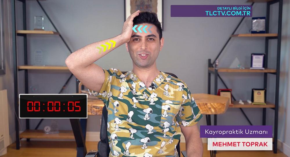 Mehmet Toprak boyun ağrıları